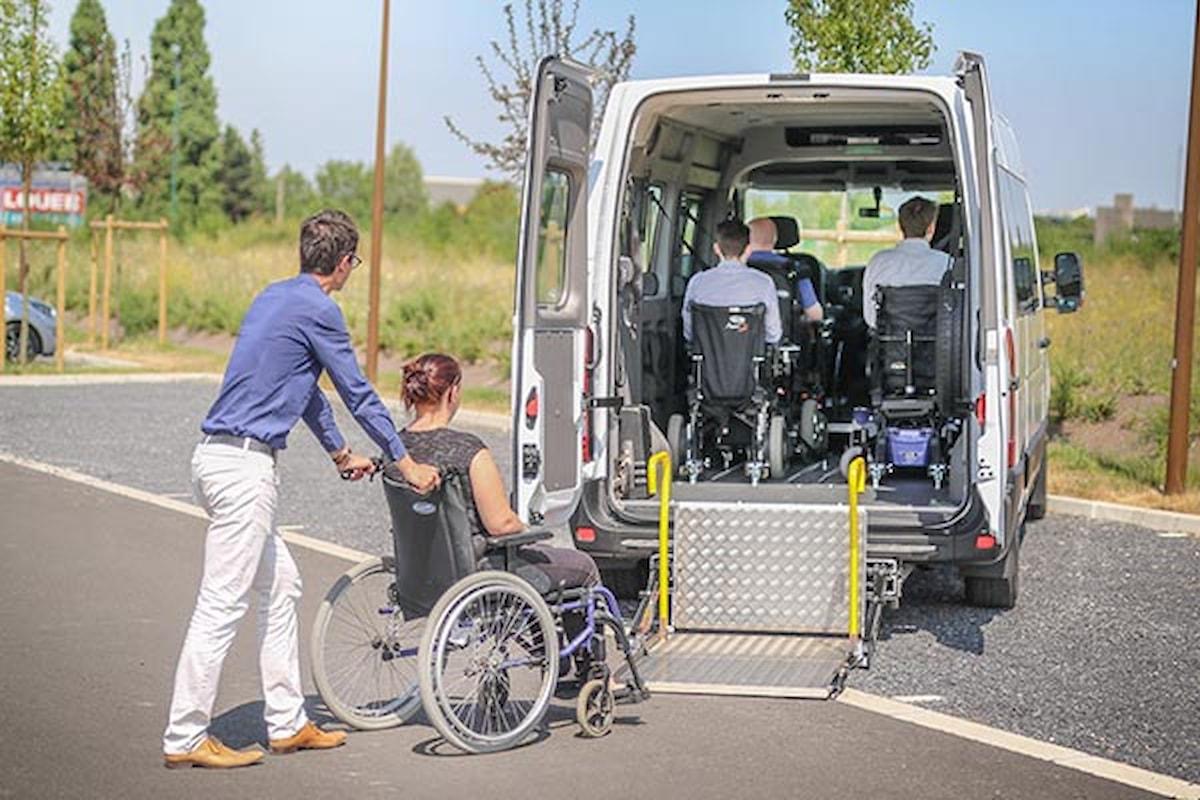 Milazzo (ME) - Rinnovata convenzione per il trasporto gratuito delle persone con difficoltà motorie