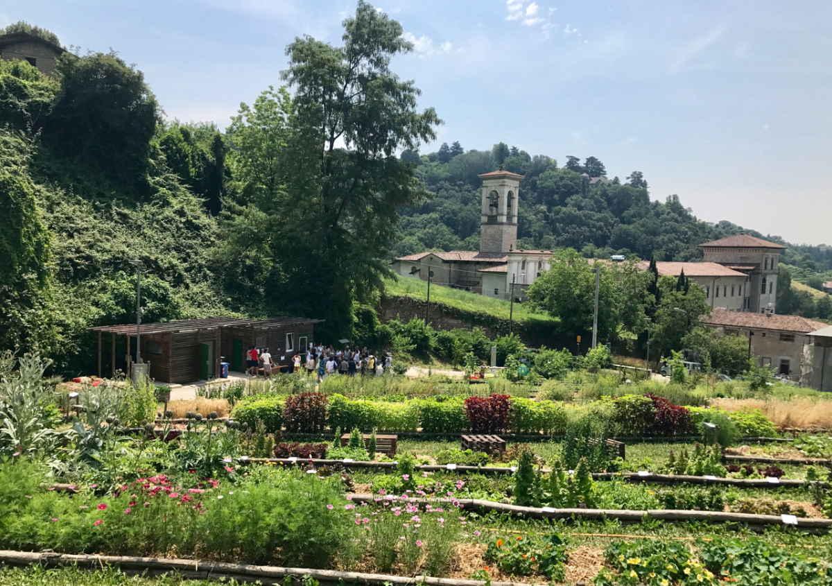La Fondazione Misericordia Maggiore di Bergamo vince il Premio Nazionale del Paesaggio 2021