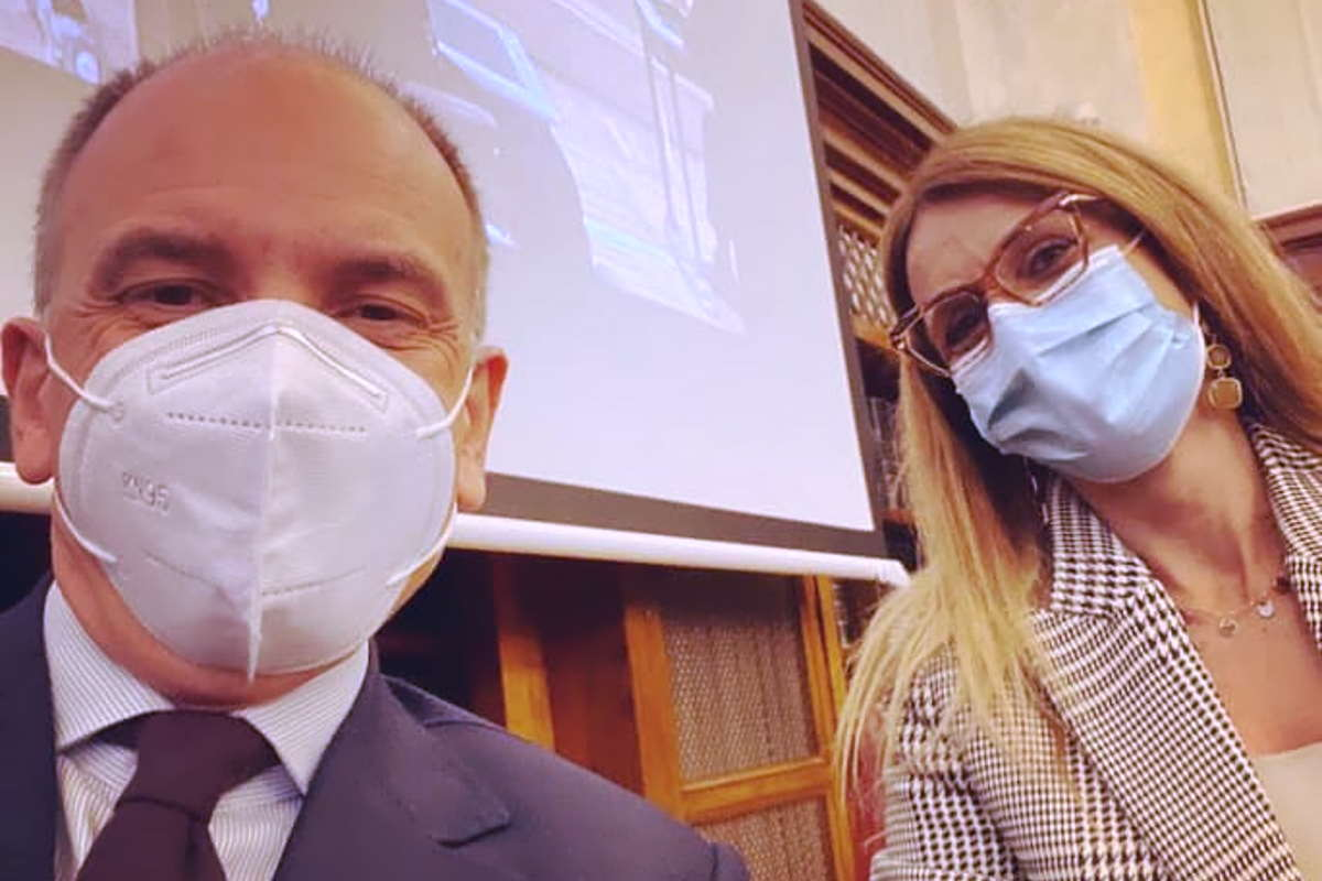Letta fallisce il colpo al Senato: i dem eleggono come capogruppo la renziana Malpezzi