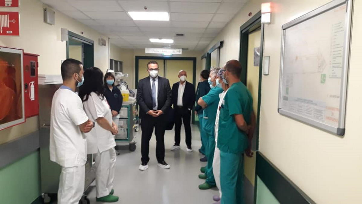 Covid: in Emilia Romagna la saturazione delle terapie intensive è arrivata al 45%. Probabile la zona rossa