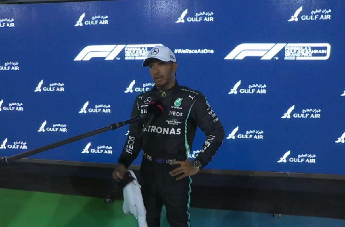 Formula 1, è Hamilton ad aggiudicarsi il GP del Bahrain, prima gara della stagione 2021
