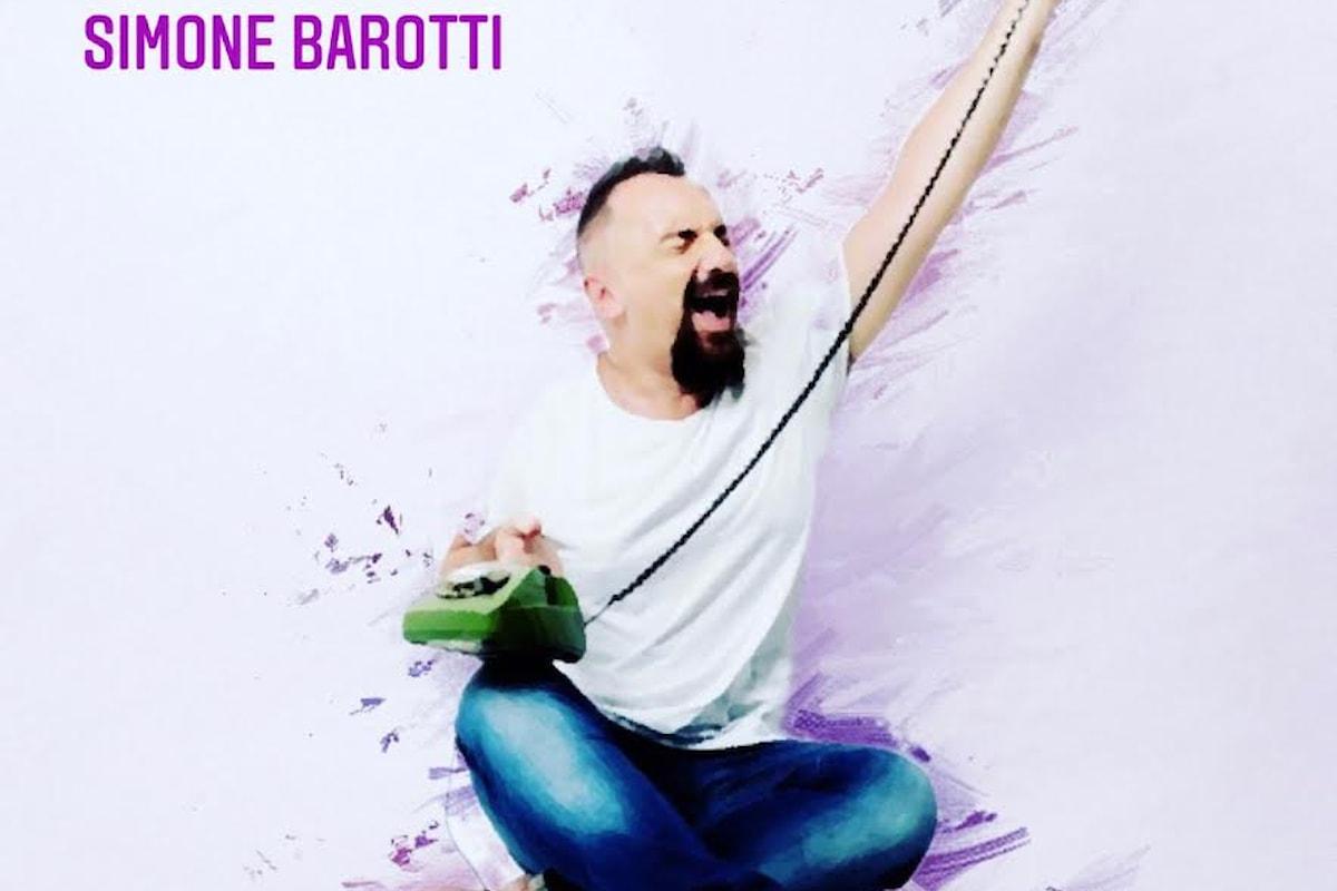 Simone Barotti irriconoscibile nel nuovo singolo Amami da ora. In radio e su tutte le piattaforme digitali dal 26 Marzo