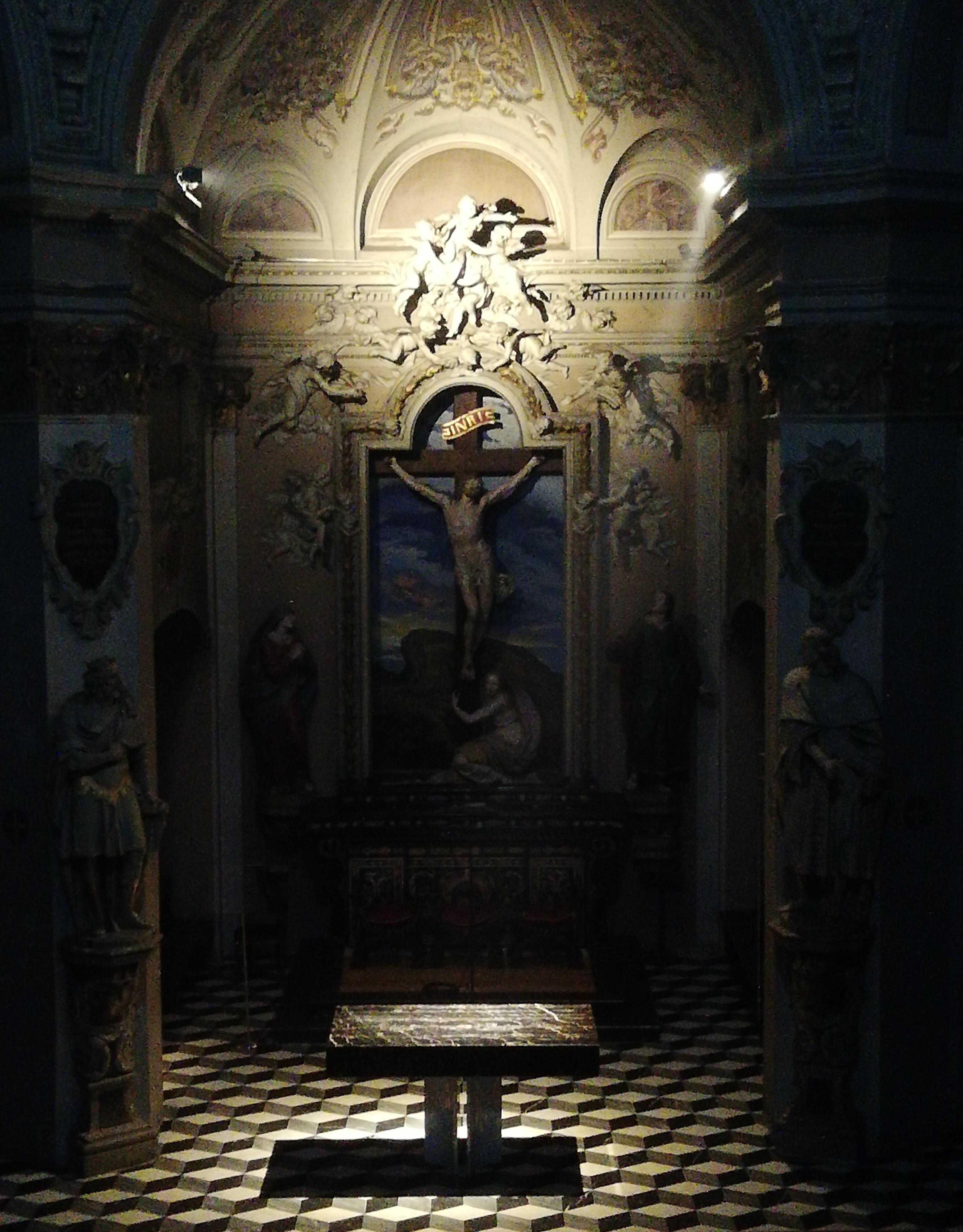 Fede e Arte nel Santuario del SS. Crocifisso al Sacro Monte Calvario di Domodossola, 2 aprile ore 20,30