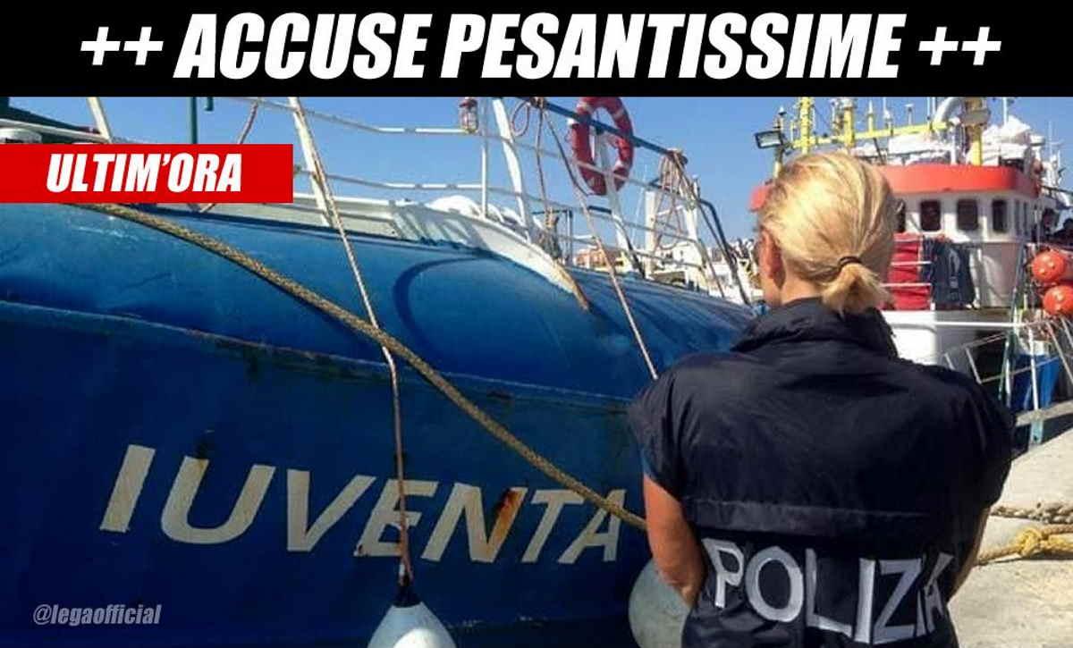 Mal comune mezzo gaudio: il rinviato a giudizio Salvini esulta per il rinvio a giudizio dell'equipaggio della Iuventa