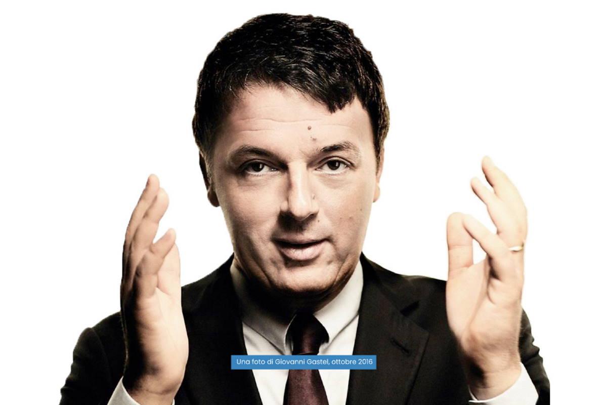 Il lobbista Matteo Renzi si è ricordato di sfuggita che il 20 marzo si terrà l'Assemblea Nazionale di Italia Viva