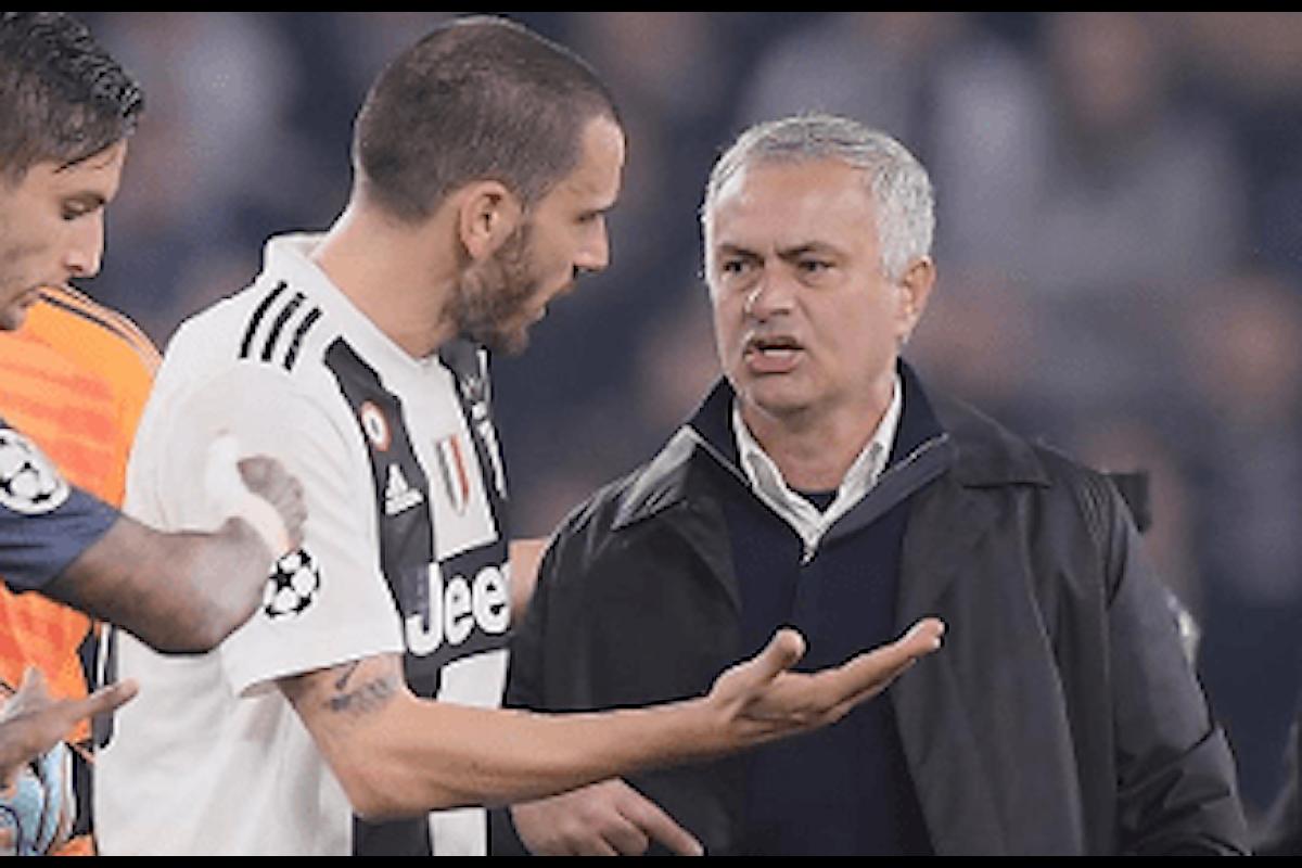 Josè Mourinho prossimo allenatore della Juve? I bookmakers ci credono