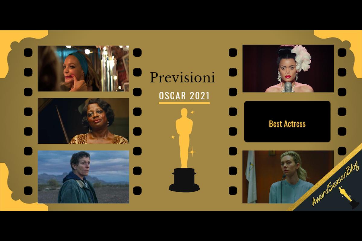 Previsioni Oscar 2021: chi ha più chance nella categoria Miglior Attrice?