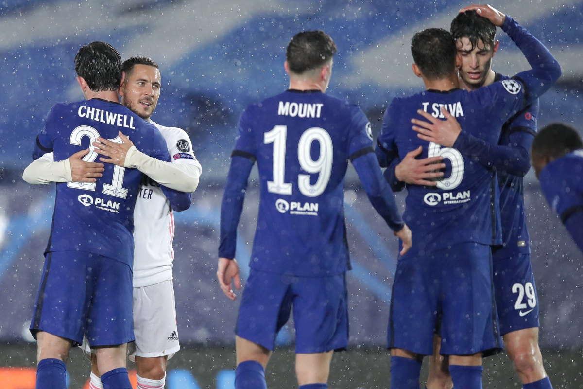 Finisce 1-1 tra Real Madrid e Chelsea, gara di andata della prima delle due semifinali per la Champion 2020/21
