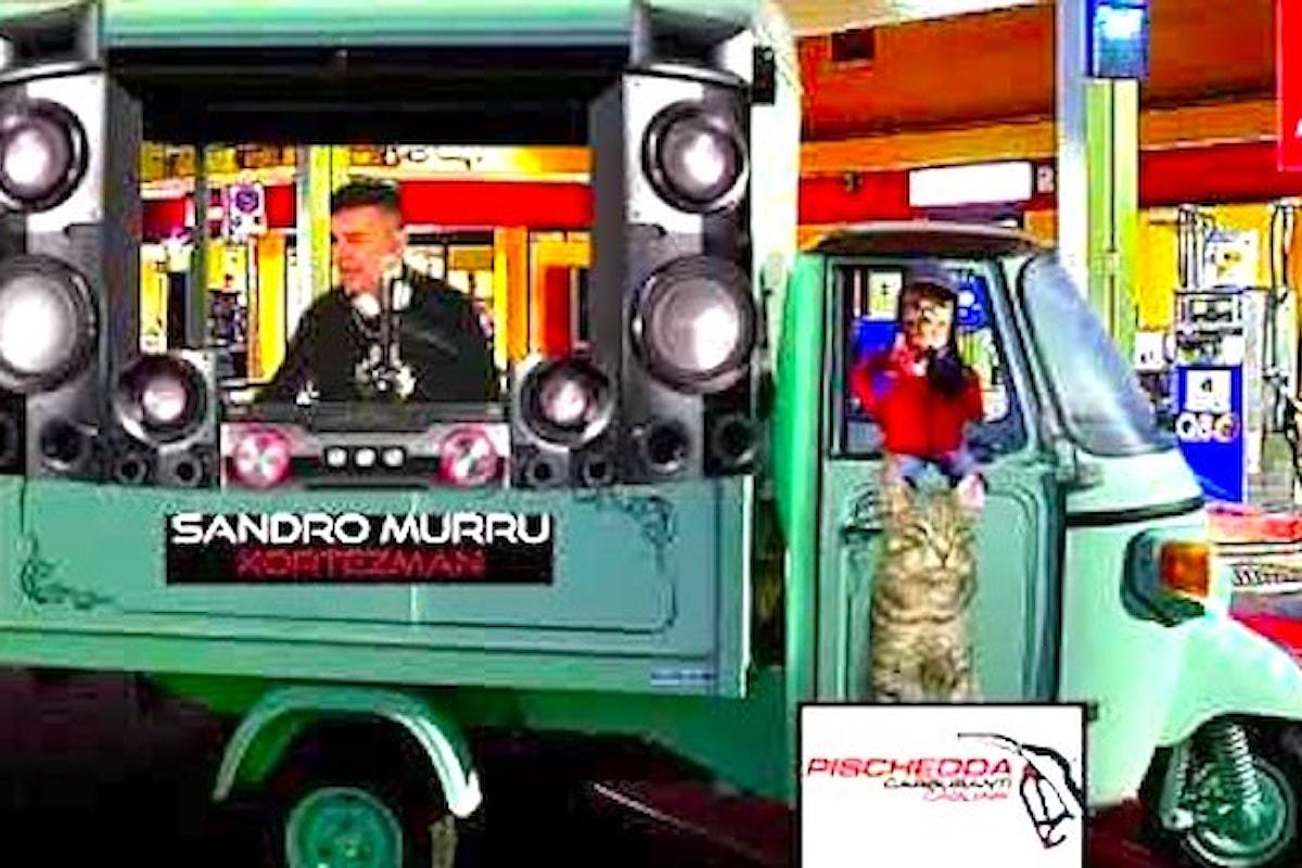 Sandro Murru Kortezman: Soundback su Radio SuperSound alle 15... e live il sabato sera sui social