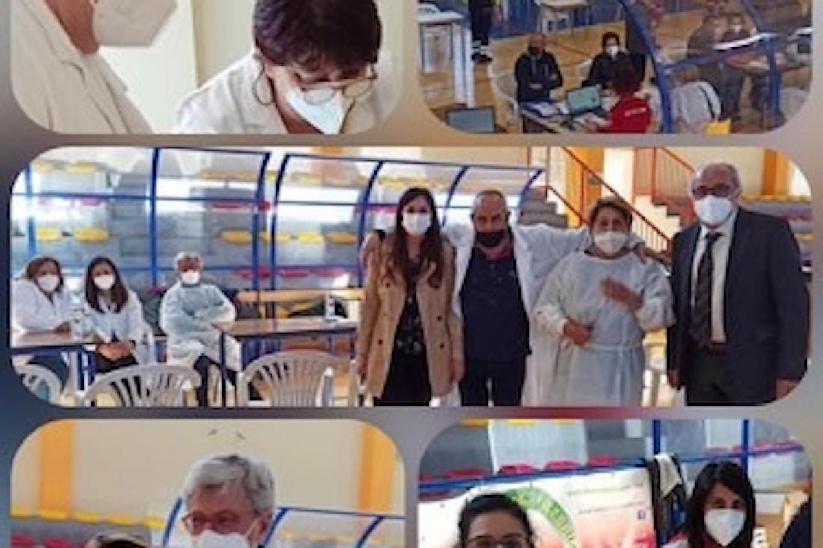 COVID-19: Continuano a Cepagatti le vaccinazioni per la CATEGORIA FRAGILI