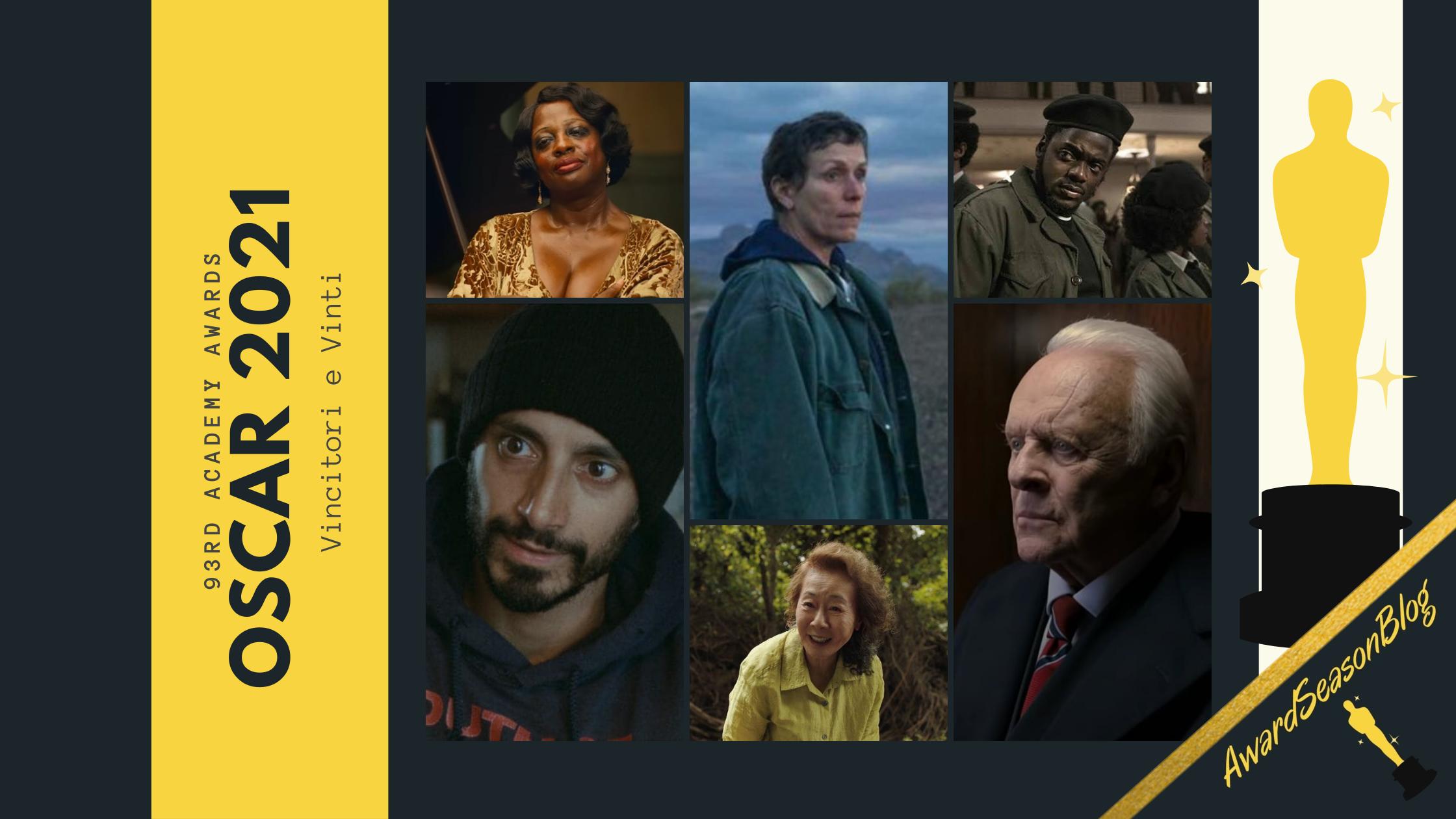 Oscar 2021: Nomadland di Chloé Zhao eletto miglior film dell'anno