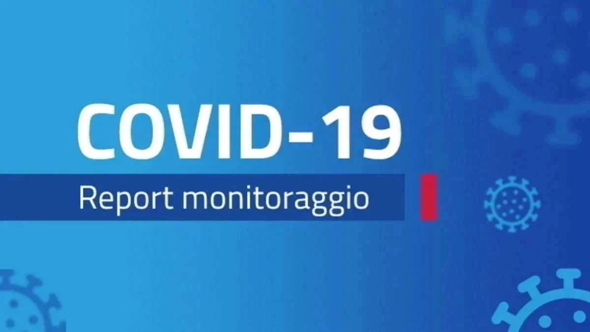 Report monitoraggio Covid dal 22 al 28 marzo 2021:
