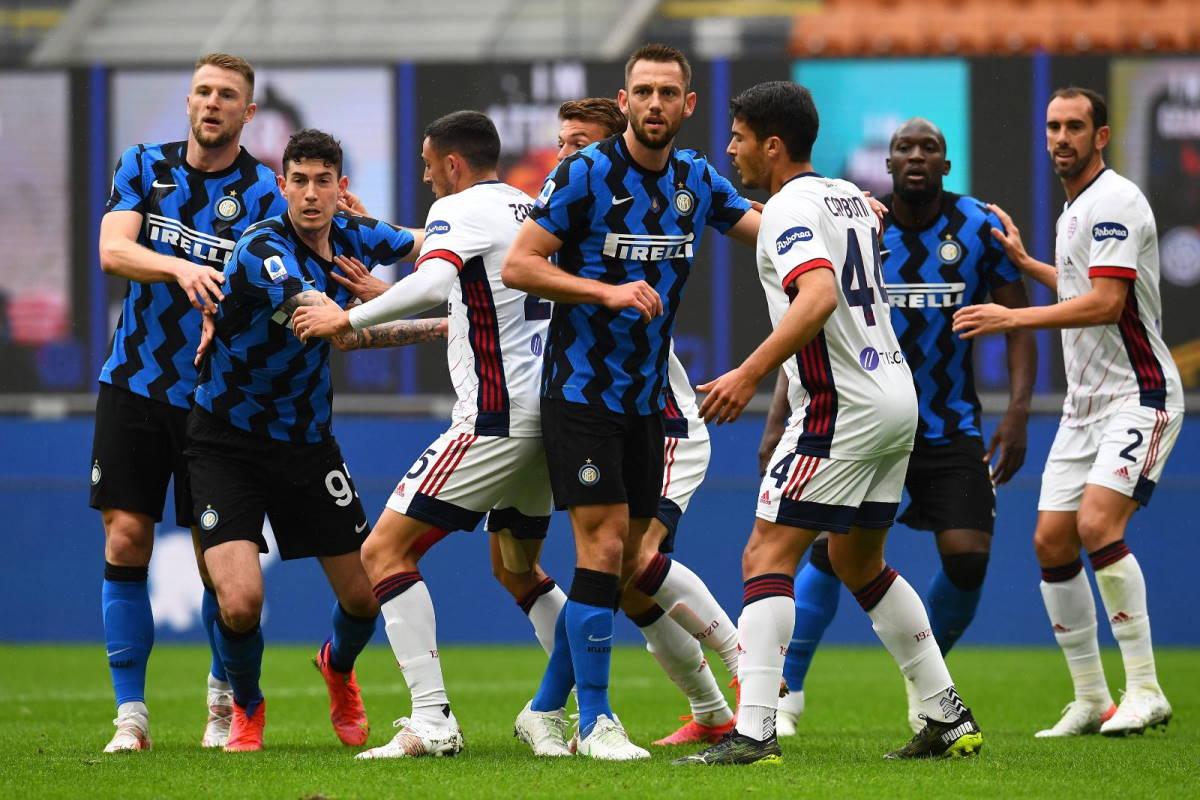 Serie A, ad 8 giornate dalla fine del campionato all'Inter manca poco per aggiudicarsi lo scudetto e anche in coda i giochi sembrano fatti