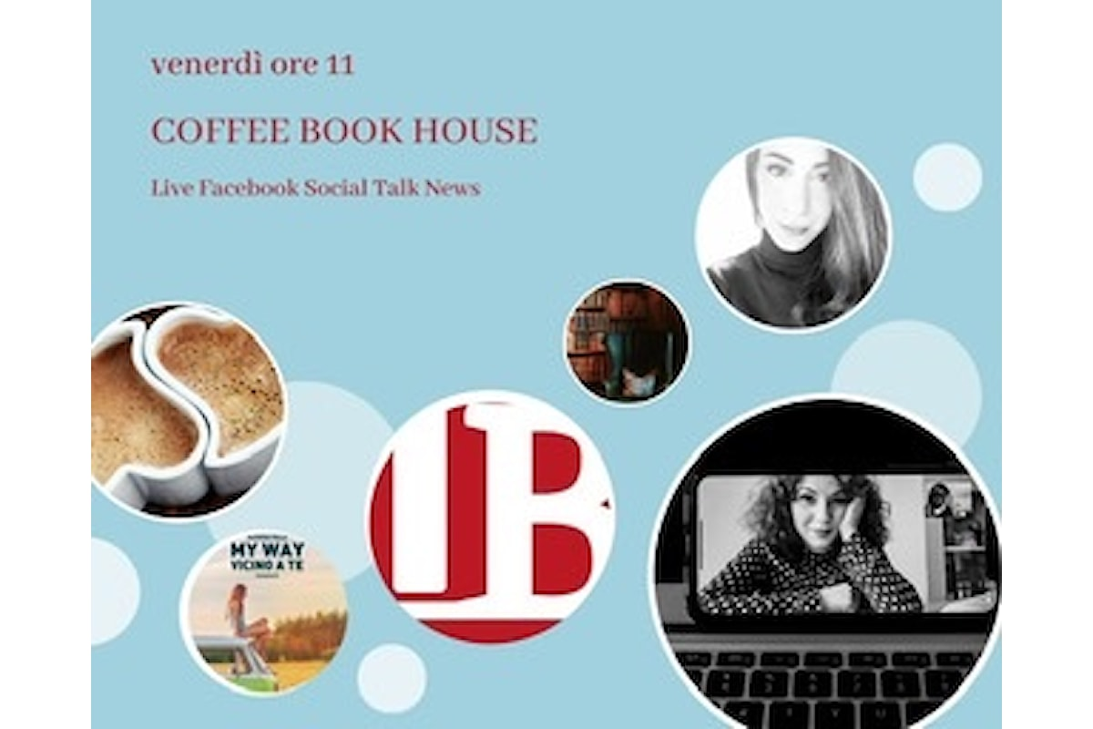 A Coffee Book House ospite Alessia Villa