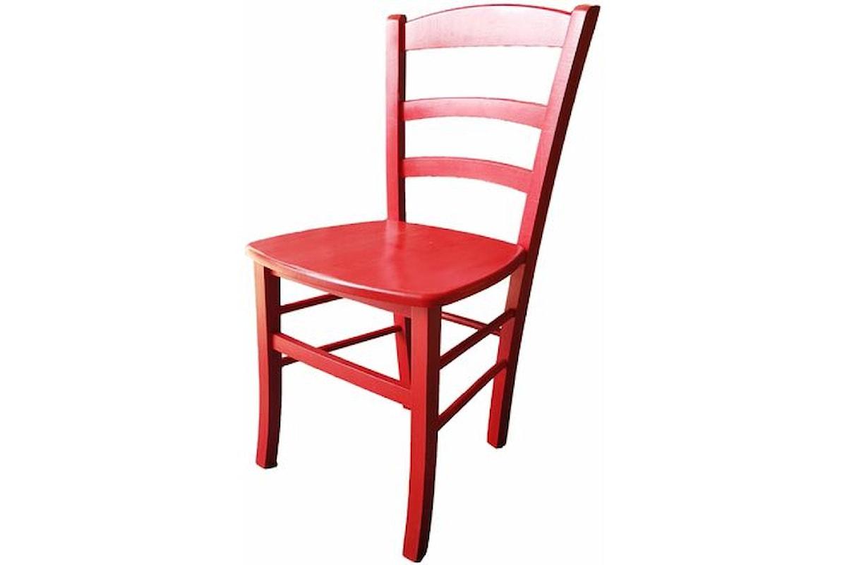 La sedia rossa III