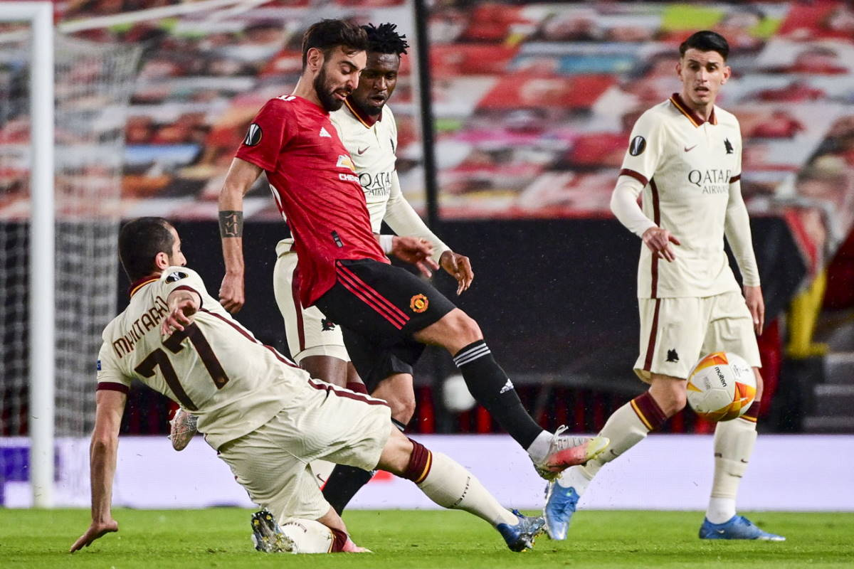 Europa League, il Manchester United ne fa 6 alla Roma e Fonseca rischia l'esonero