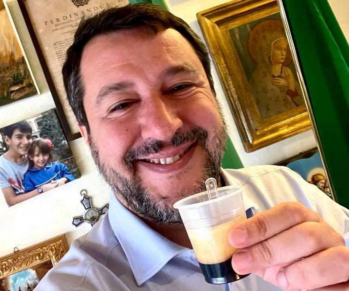 Riaperture: come è facile e bello essere dei Salvini