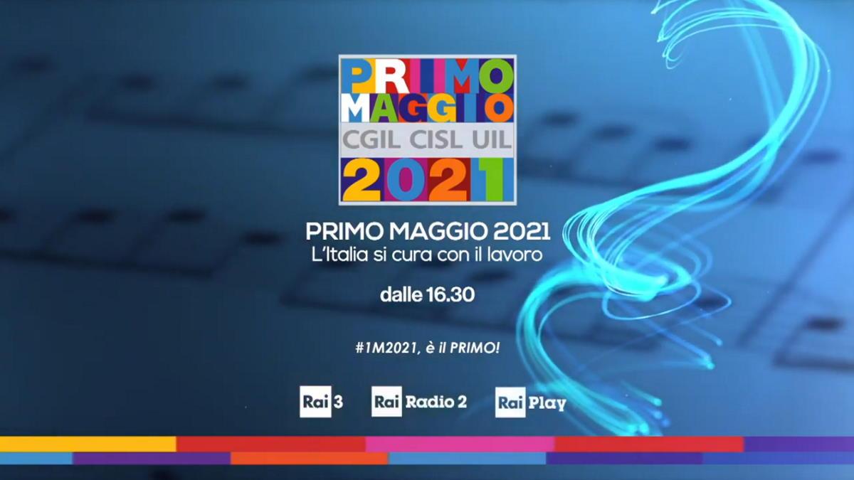 Concertone Primo Maggio 2021, Cavea dell'Auditorium Parco della Musica di Roma