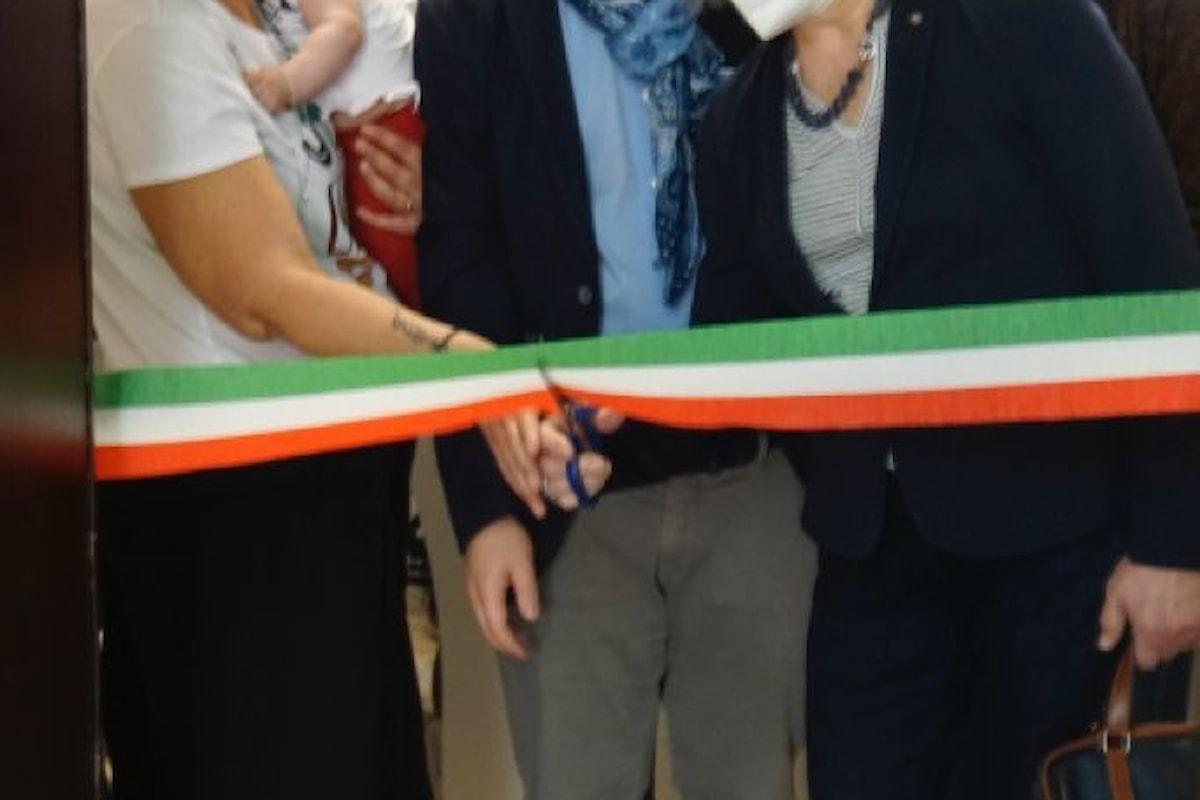 """Milazzo (ME) - Riqualificato spazio neutro distrettuale ai """"Servizi sociali"""""""