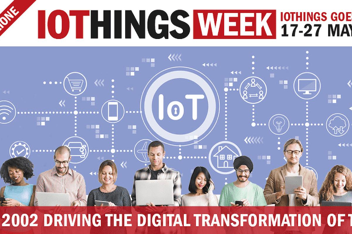 IoThings Goes Digital: ritorna la IOTHINGS WEEK