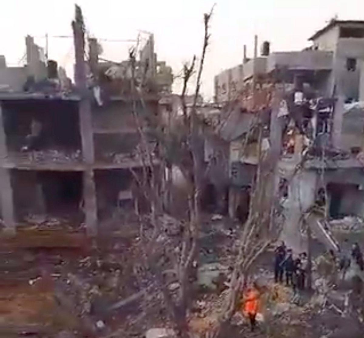 Quinto giorno di guerra tra Hamas e Israele. 119 le vittime palestinesi. Nella Striscia manca l'energia elettrica e si rischia un disastro umanitario
