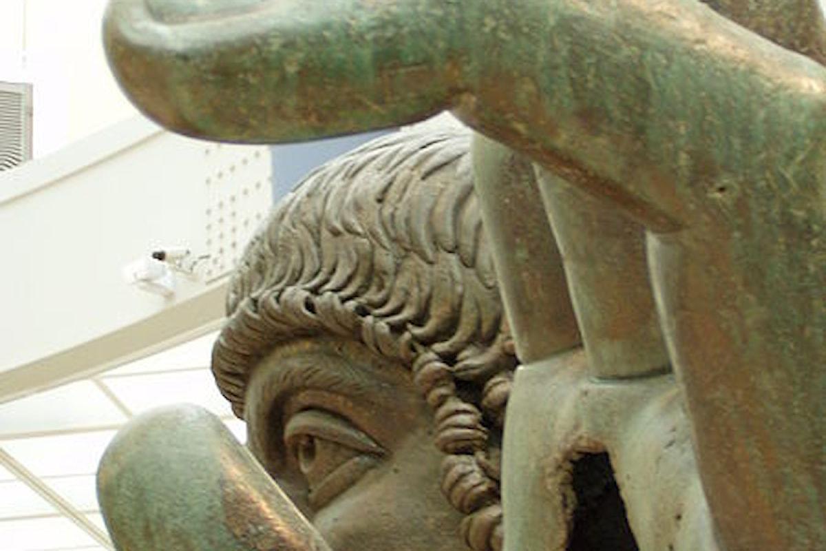 Le sculture colossali...