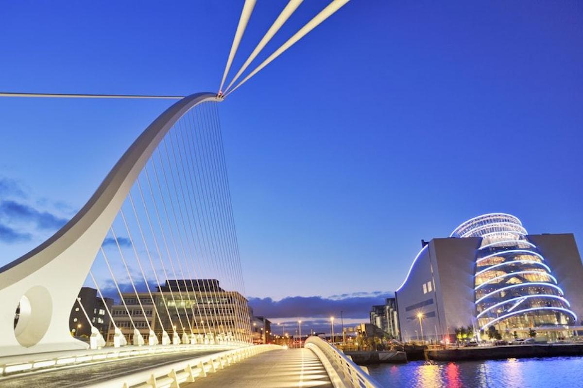 Intelligenza Artificiale nelle imprese europee: l'Irlanda è # 1 in Europa