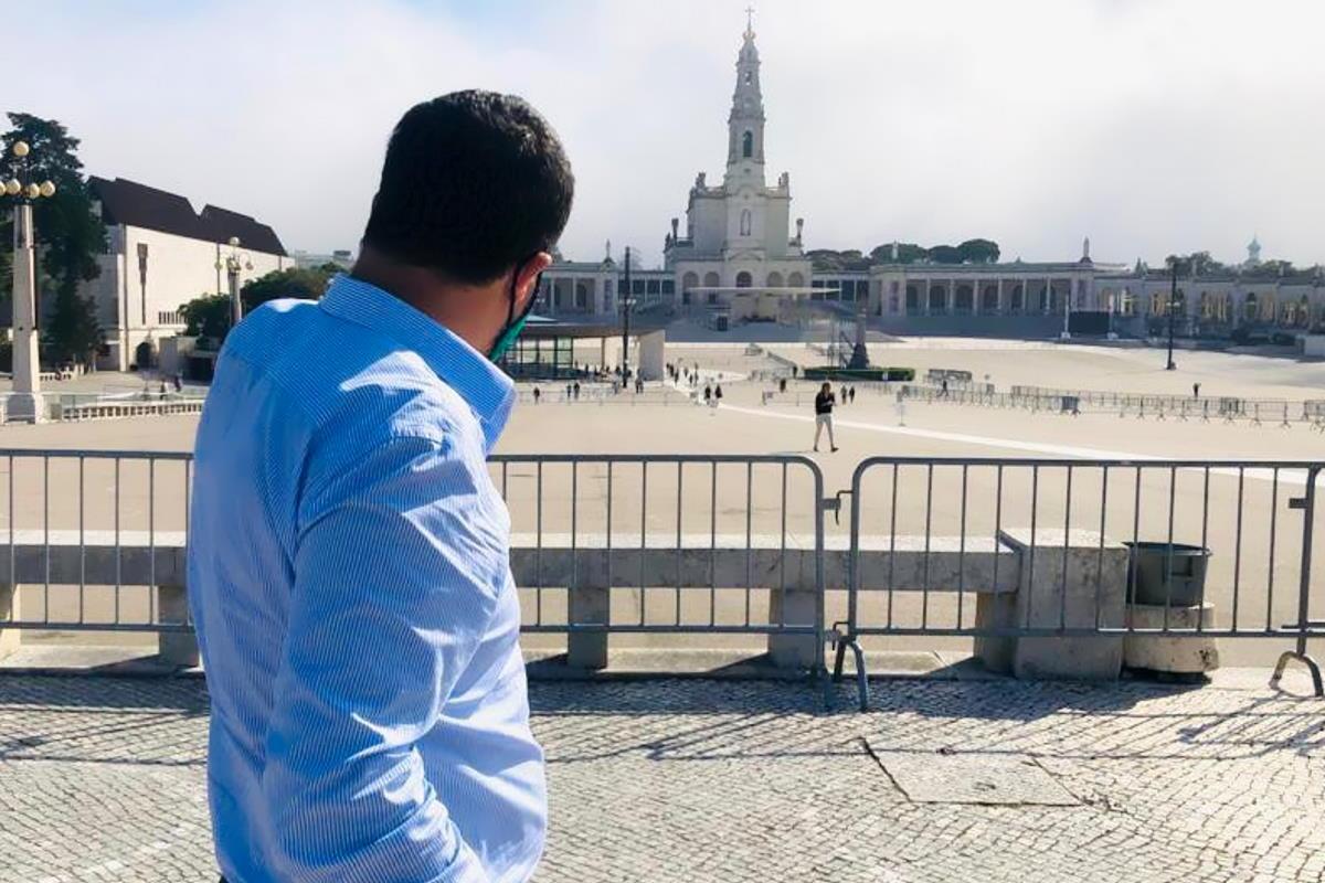 Salvini al santuario di Fatima, la Madonna che si preoccupò del comunismo ma non del nazifascismo