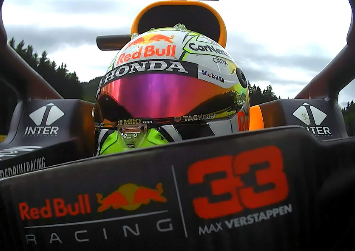 Verstappen il più veloce anche a Spielberg, suo il miglior tempo delle libere del GP della Stiria