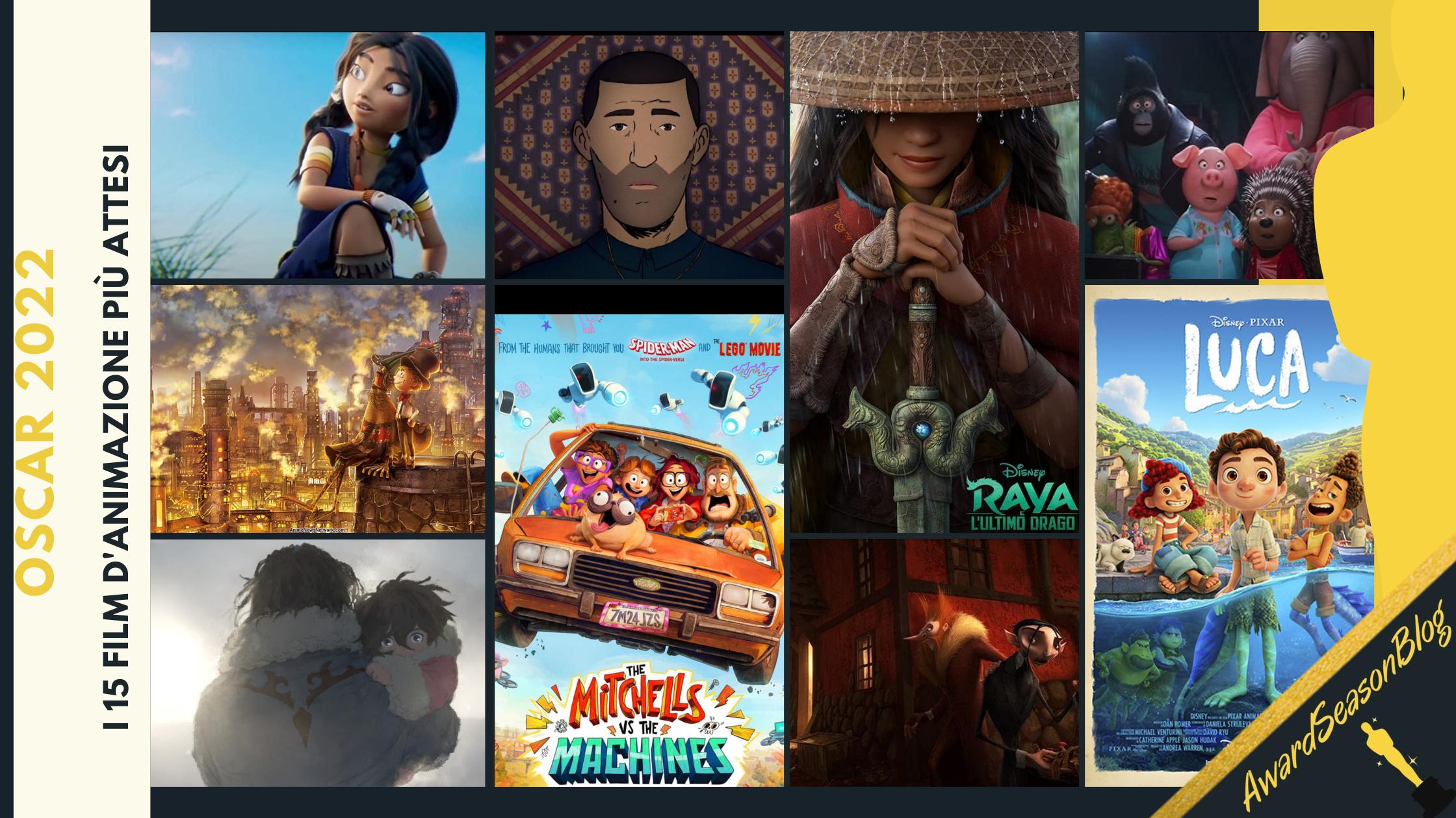 Oscar 2022: quali sono i film d'animazione più attesi della prossima stagione?