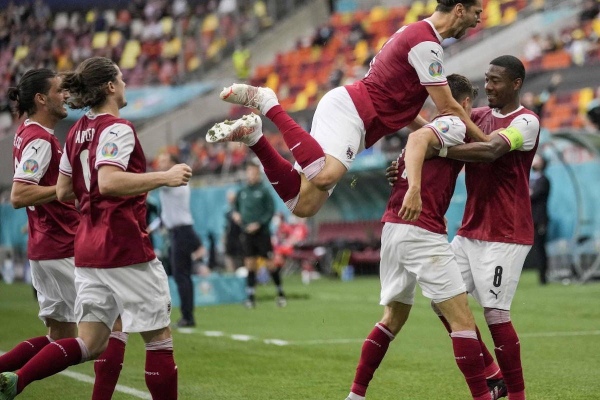 Euro 2020, sarà l'Austria l'avversaria dell'Italia nell'ottavo di finale a Wembley del 26 giugno
