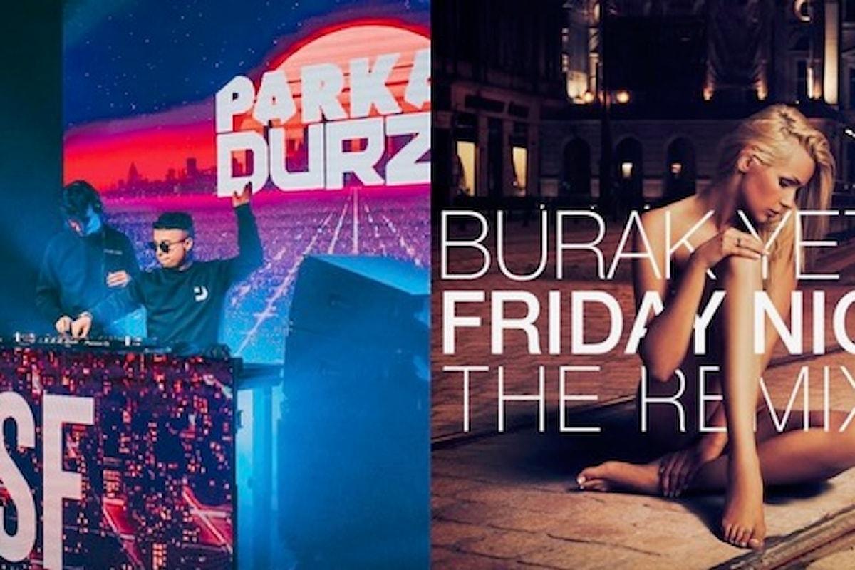Parkah & Durzo, è tempo di remix per Burak Yeter e Timmy Trumpet