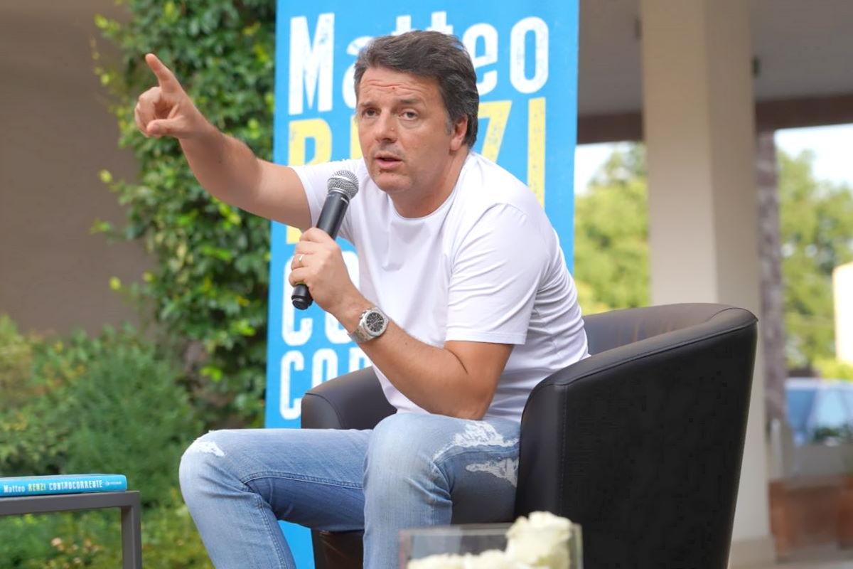 Per Matteo Renzi la gente deve soffrire