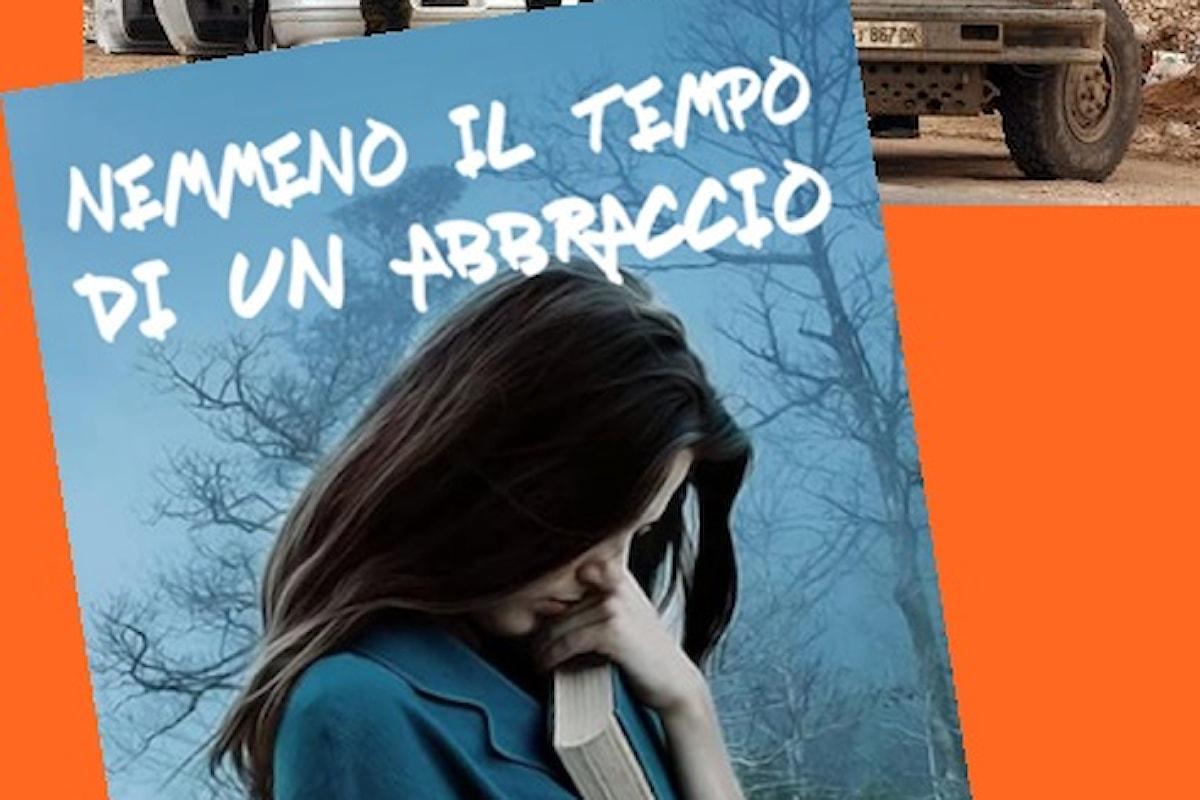M. Parisi. Seconda Edizione del libro 'Nemmeno il tempo di un abbraccio'