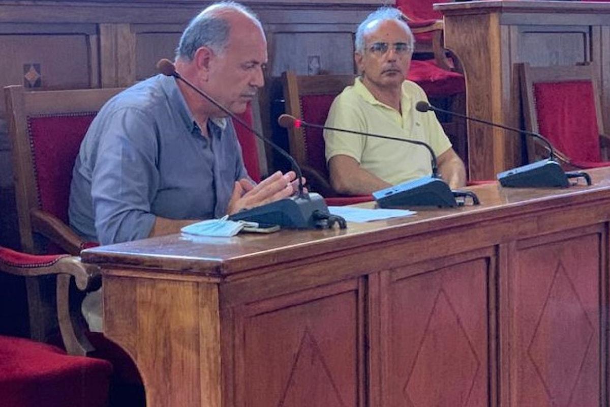 Milazzo (ME) - Presentato in conferenza stampa Piano d'utilizzo aree demaniali