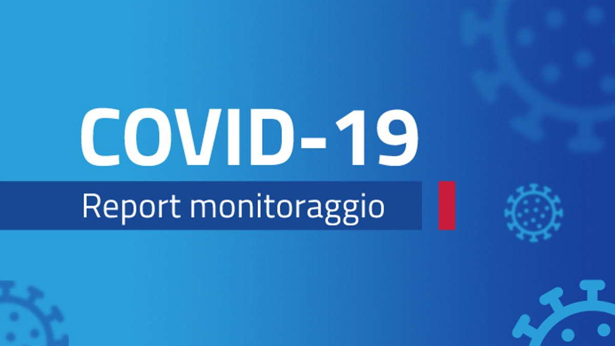 Report monitoraggio Covid dal 26 luglio al 1 agosto 2021: forte aumento dei casi diagnosticati