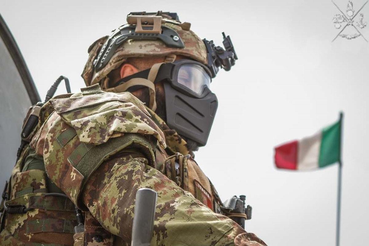 Kosovo Paracadutisti della Folgore donano impianto fotovoltaico all'ospedale di Strpce-Shterpce