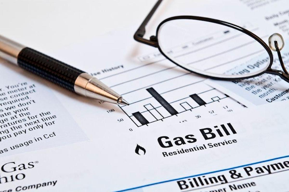 Quotazione del gas naturale in rally: è oltre quota 4,20