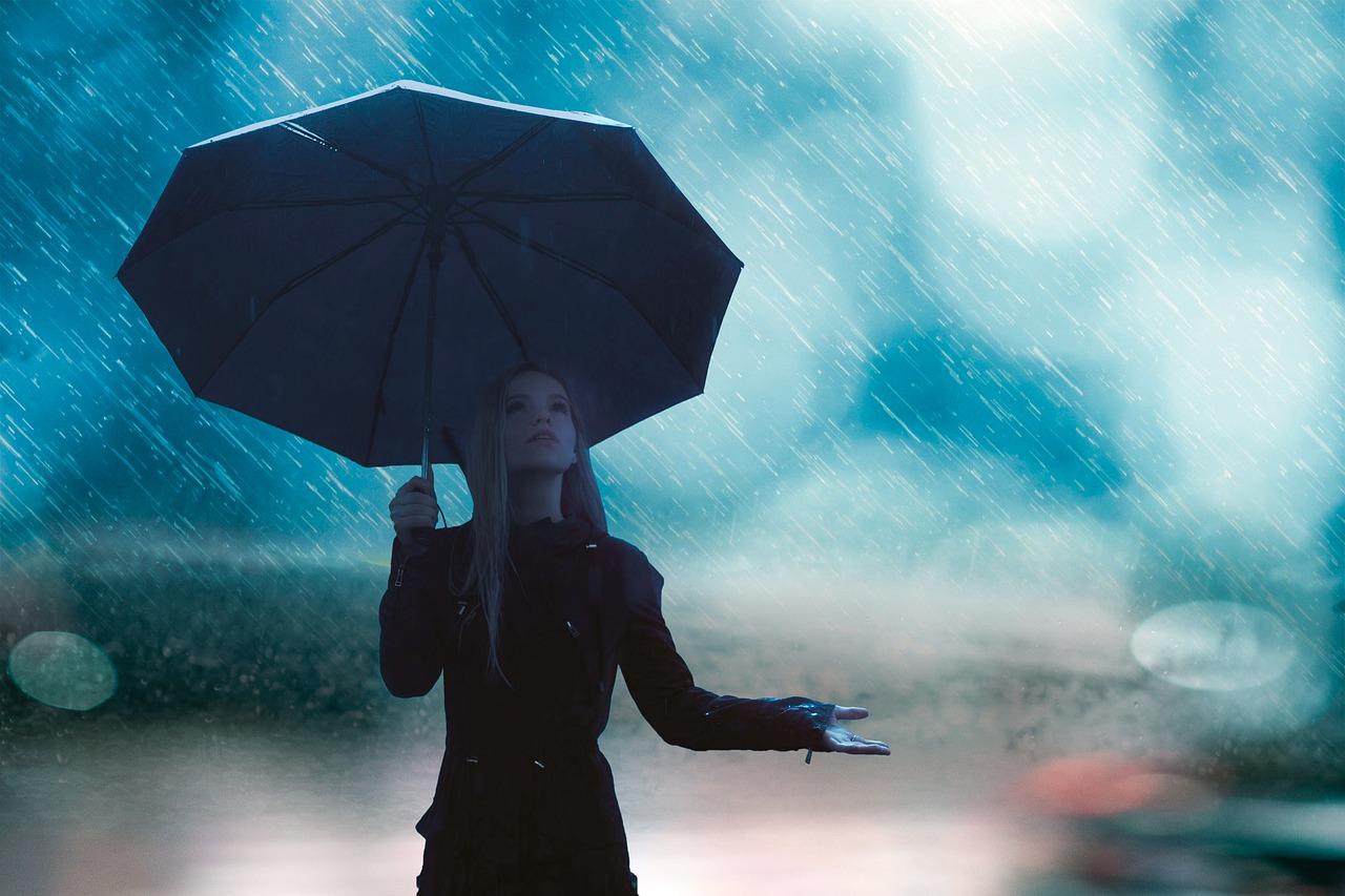 Stop al caldo dopo Ferragosto con piogge e temporali