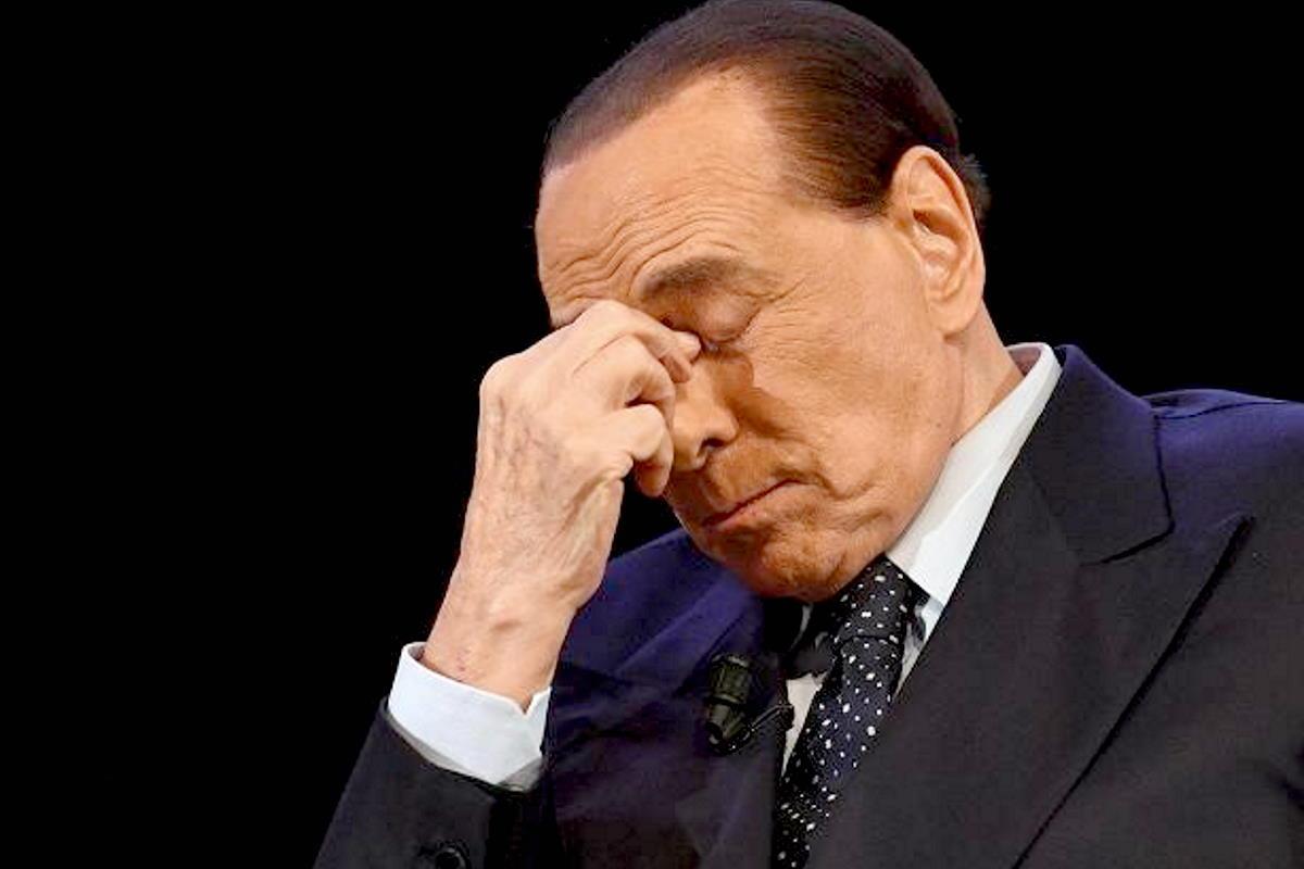 Berlusconi rifiuta la perizia del Tribunale sul suo stato di salute e dà il pieno consenso a che il processo Ruby ter si celebri anche in sua assenza
