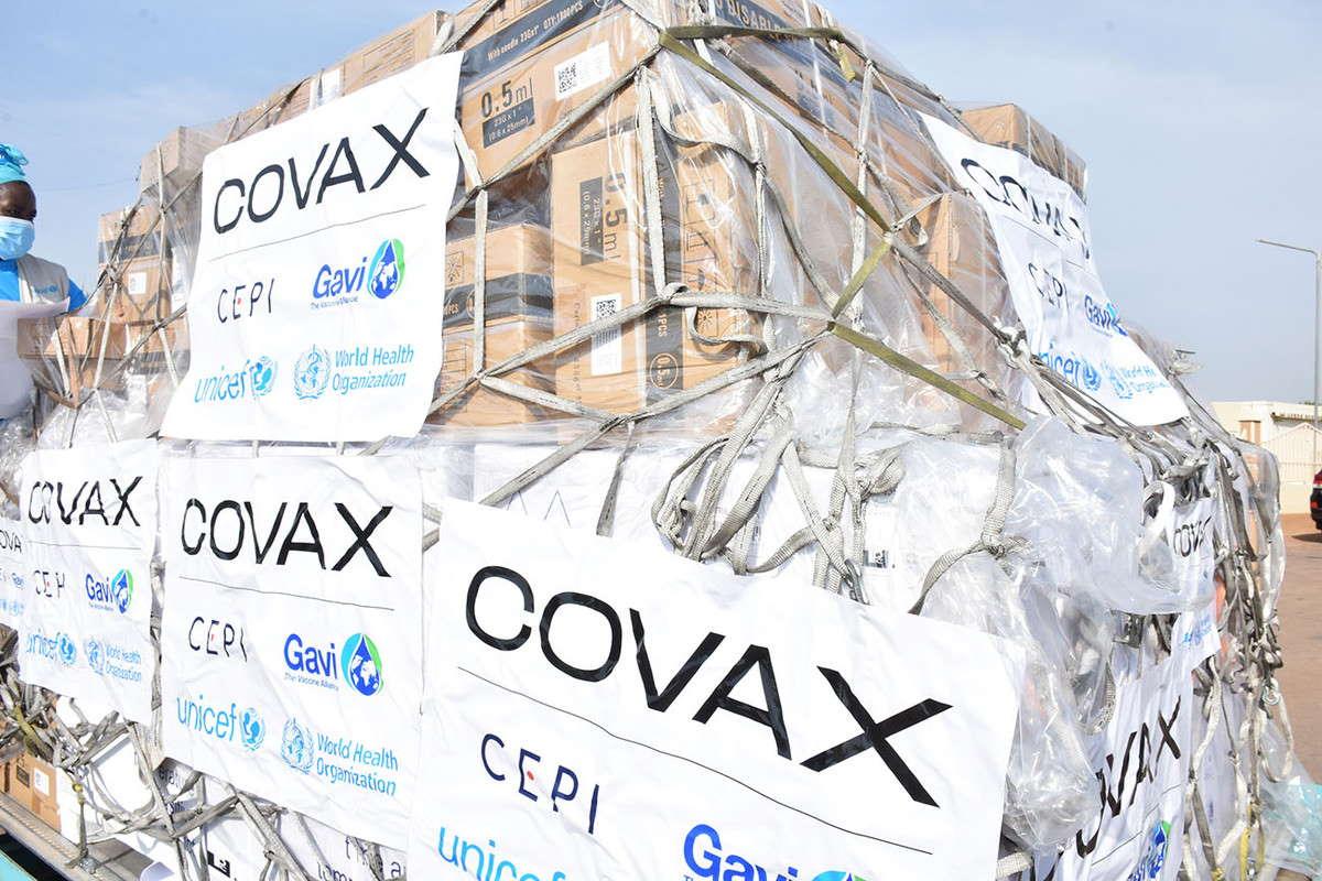 Come procede la campagna COVAX a settembre 2021?