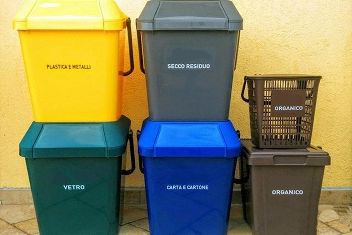 Milazzo (ME) - Dal 13 settembre consegna kit raccolta rifiuti alle utenze domestiche