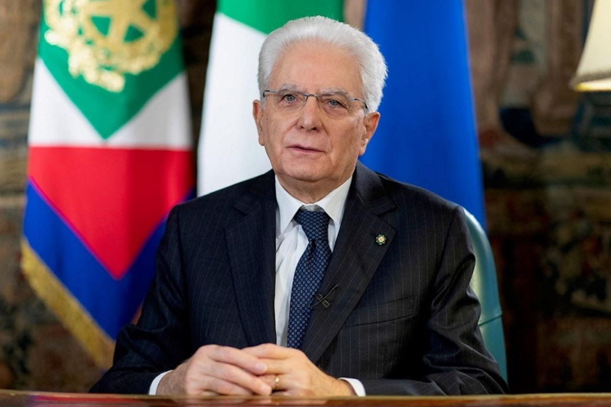 Mattarella al Forum Ambrosetti suggerisce di utilizzare la crisi pandemica come un'opportunità da non sprecare per l'Europa