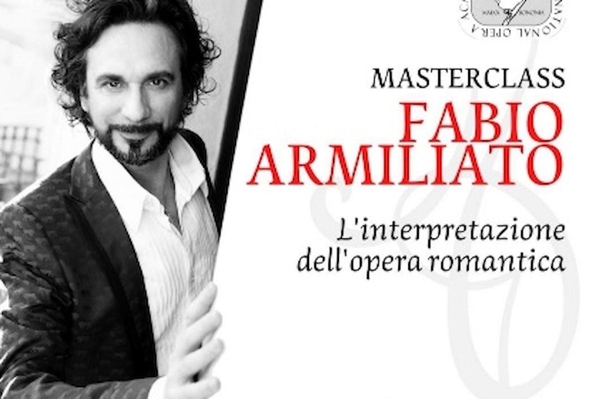 Paride Venturi International Academy of Opera di Bologna,riparte l'Anno Accademico