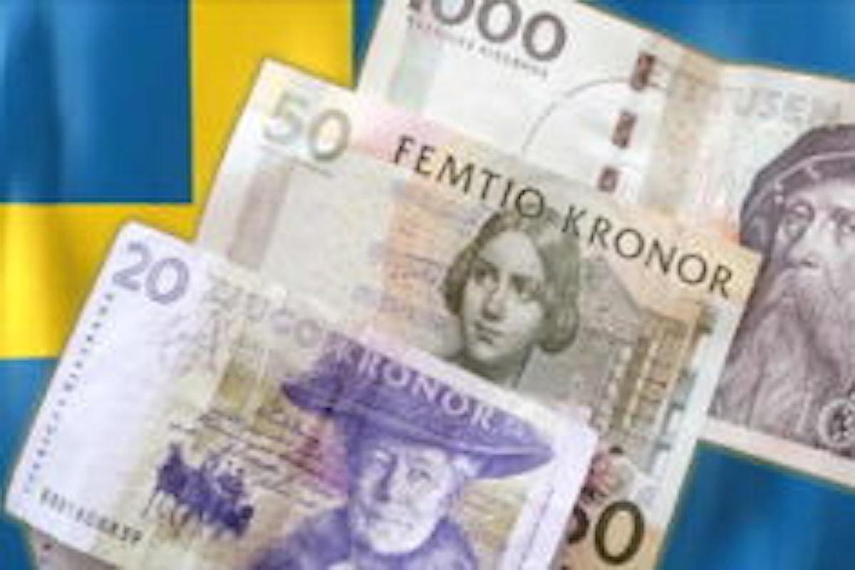 Mercati, poca reazione dopo la decisione della banca centrale svedese