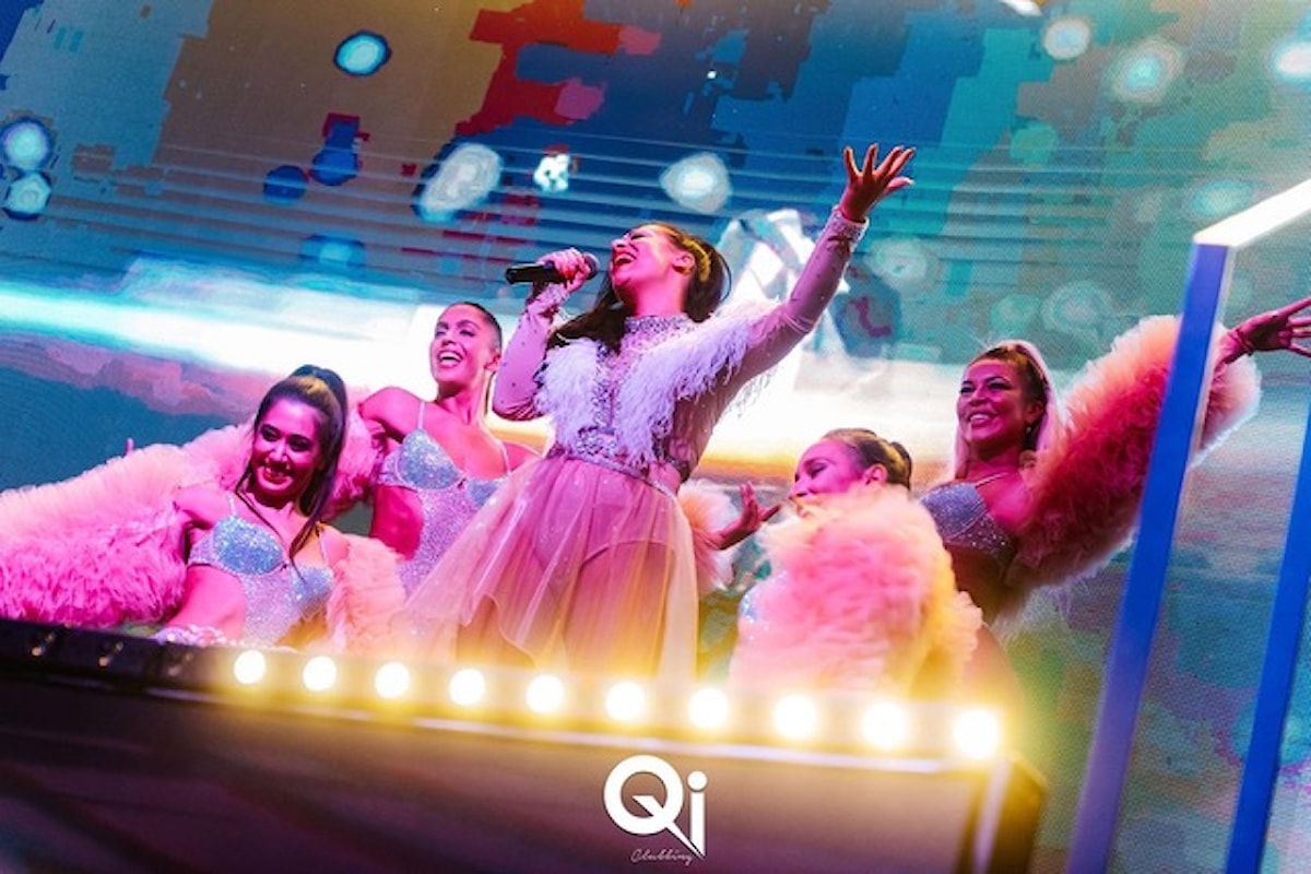 Qi Clubbing - Erbusco (BS), ritorno al top: 1/10 Singing in the Main con Antonio Viceversa, 2/10 Euphoria
