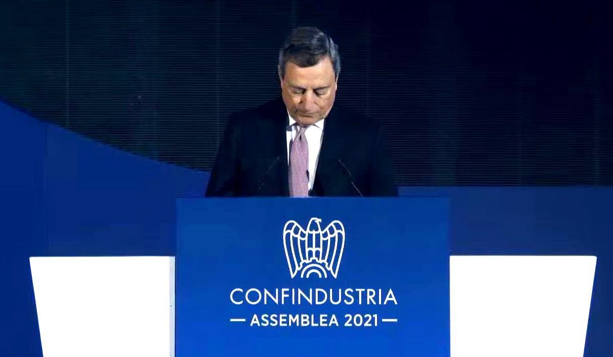 Il patto di Draghi con l'Italia... degli industriali