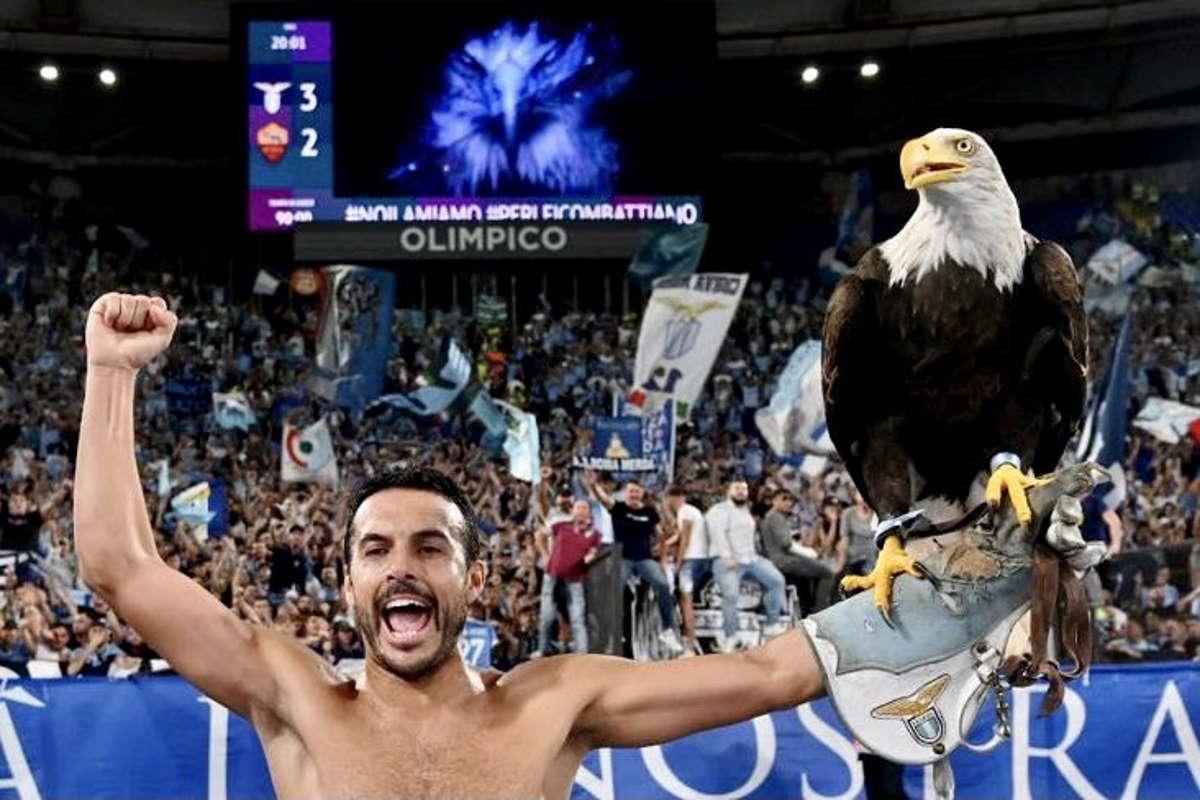 Serie A, la Lazio si aggiudica il primo derby della stagione battendo la Roma 3-2