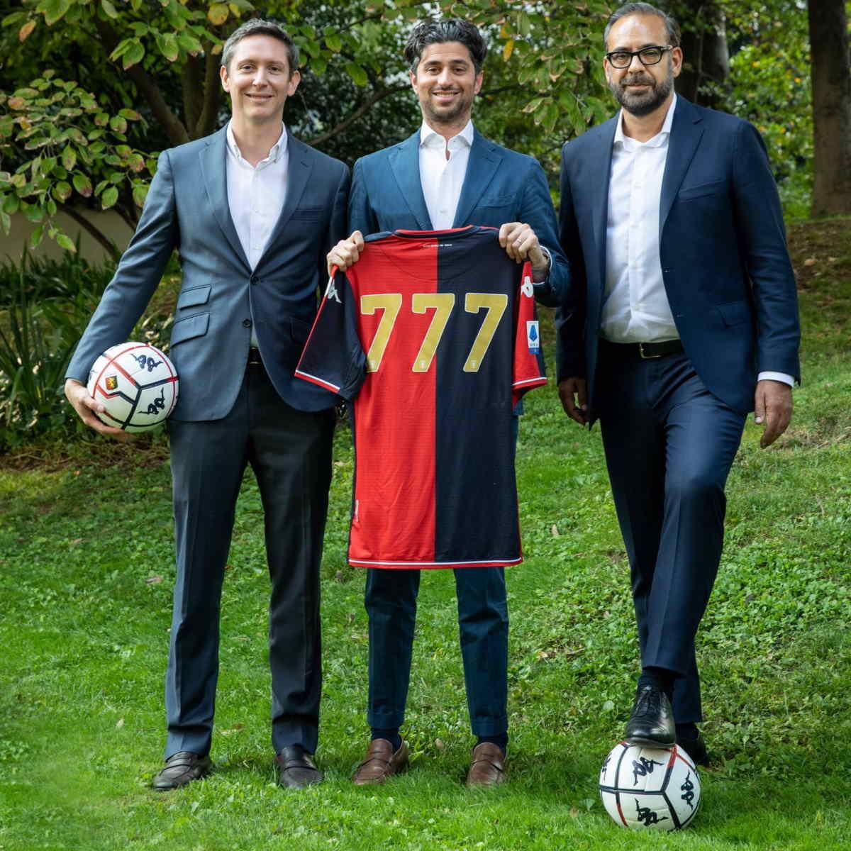 Serie A, anche il Genoa cambia proprietà e diventa americano!