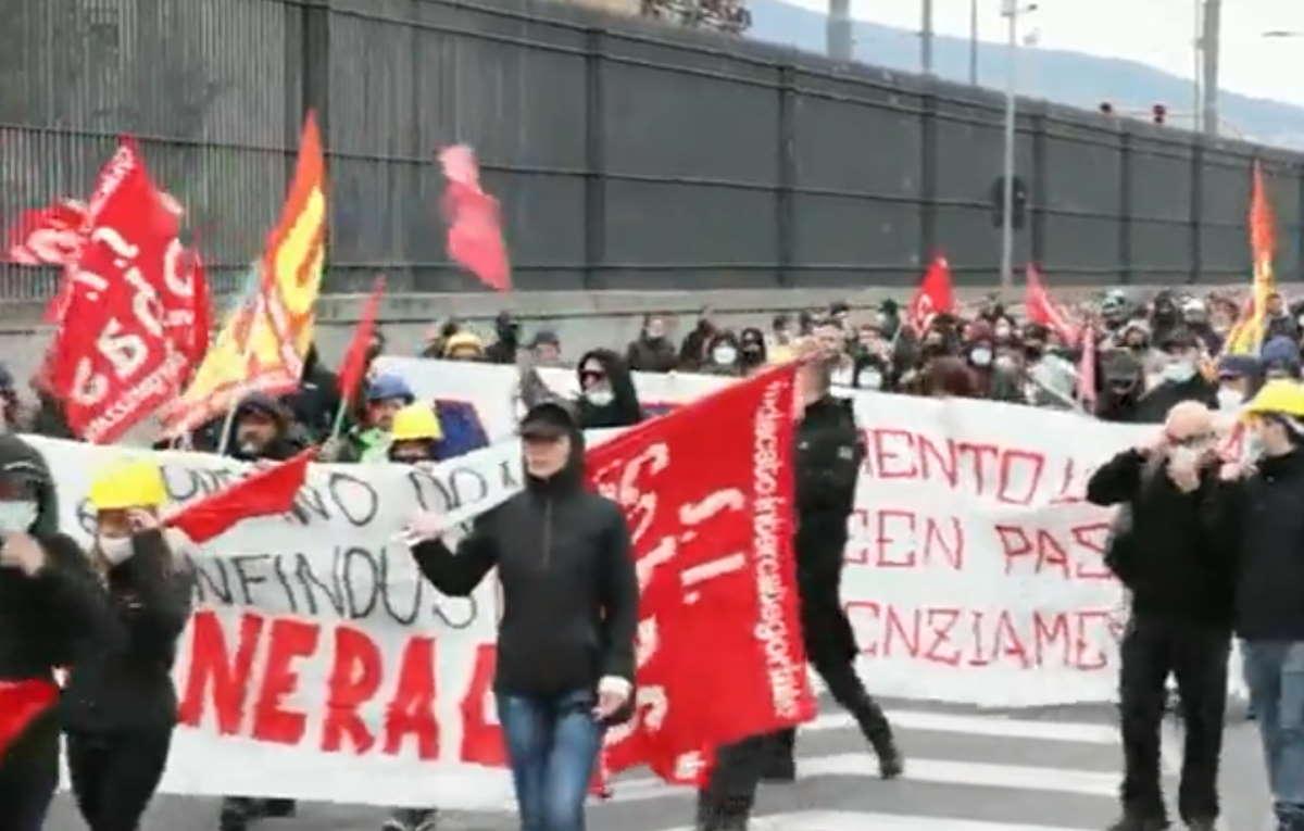 Lo sciopero generale dell'11 ottobre, per USB è da considerarsi un successo del sindacalismo di base